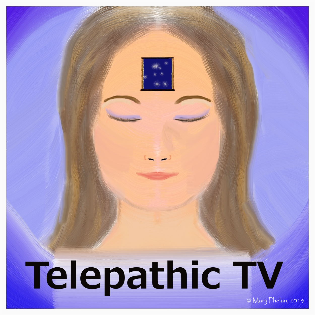 Telepathic TV Logo